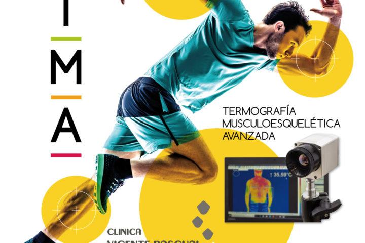 Termografía Musculoesquelética Avanzada (TMA)